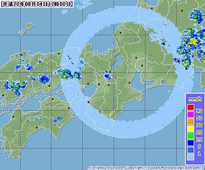 """気象レーダーに現れる""""謎のミステリーサークル""""_e0171614_1101370.jpg"""