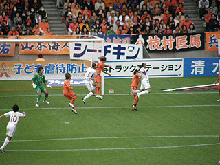 清水エスパルス×FC東京 J1第30節_c0025217_1502982.jpg