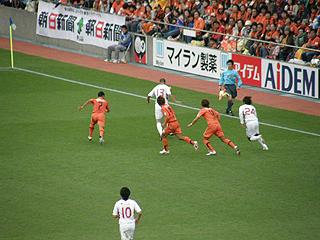 清水エスパルス×FC東京 J1第30節_c0025217_1523292.jpg
