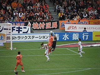 清水エスパルス×FC東京 J1第30節_c0025217_1552439.jpg