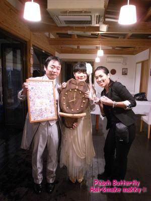 鎌倉レストラン 海菜寺 ふくろうWEDDING♪_c0043737_17585798.jpg