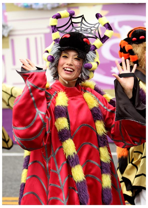 ハロウィン・キャラクターパレード_c0118543_20564227.jpg