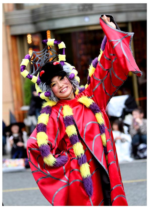 ハロウィン・キャラクターパレード_c0118543_20565443.jpg
