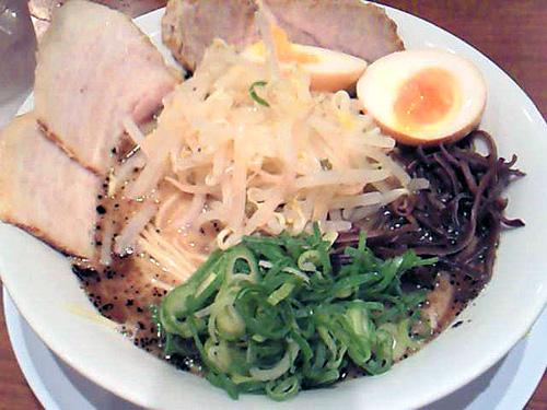 越後新潟麺処 極一 _c0152767_12442032.jpg