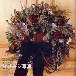 (クリスマス)リースの作り方_c0072971_1550439.jpg
