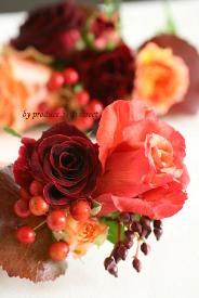 幸せ一杯の秋色のウェディング_d0113182_10483348.jpg
