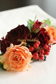 幸せ一杯の秋色のウェディング_d0113182_12826.jpg