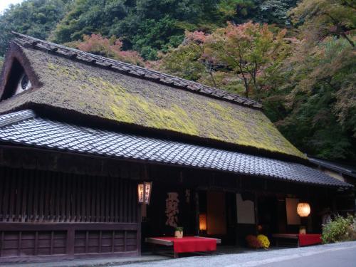 嵐山紅葉しかかってます。_f0201289_962799.jpg