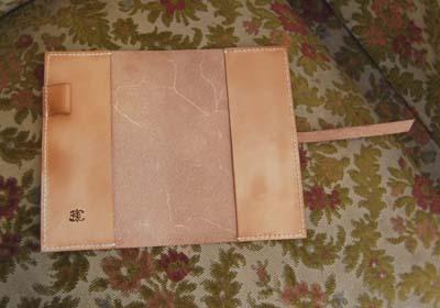 手帳カバー_f0155891_19561670.jpg