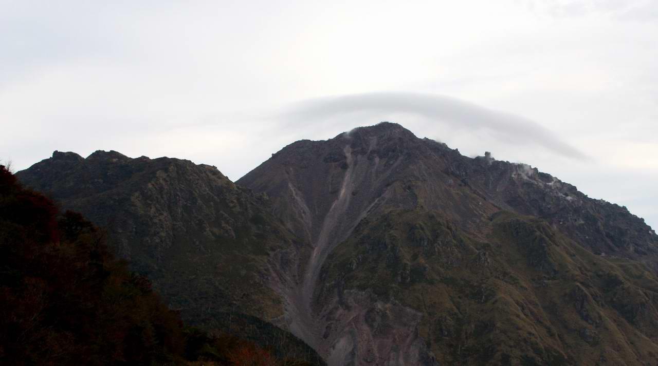 紅葉の雲仙岳に登る : 山好き的...