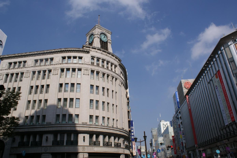 関東遠征part3~有楽町・銀座をブラっと。松坂屋の屋上にて~_e0171510_21471614.jpg