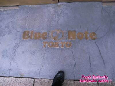 BLUE NOTE♪ JAZZ WEDDING☆_c0043737_20213944.jpg