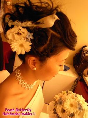 BLUE NOTE♪ JAZZ WEDDING☆_c0043737_20394974.jpg