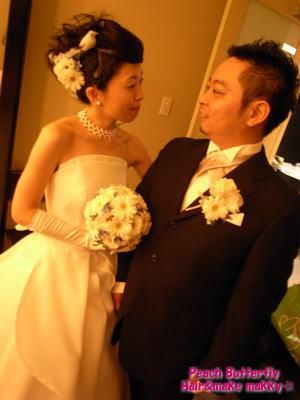 BLUE NOTE♪ JAZZ WEDDING☆_c0043737_20403978.jpg