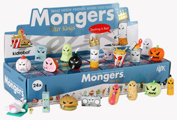Mongers Filter Kings Mini Series by Frank Kozik_e0118156_20111588.jpg