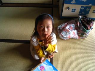 台風、誕生日おめでとう、縄文杉_b0160957_8195180.jpg