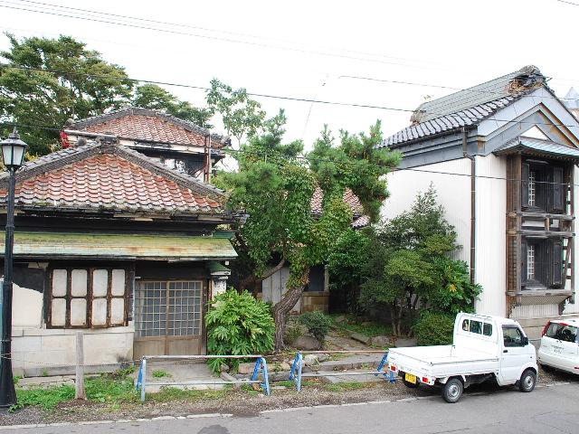 函館元町の旧伊藤家住宅(函館の建築紹介)_f0142606_23334413.jpg