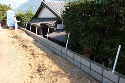 エクステリア工事_a0125129_14441069.jpg