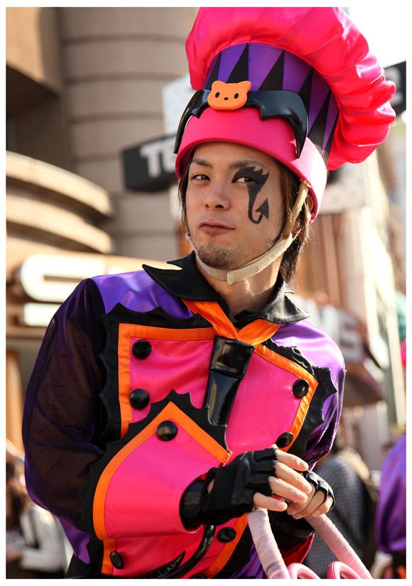 ハロウィン・キャラクターパレード_c0118543_23513613.jpg