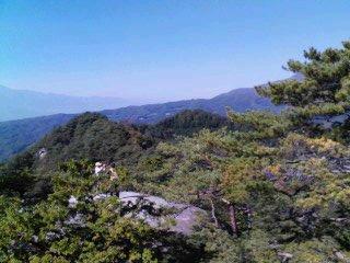 羅漢寺山は素敵なハイキングコース_f0019247_0412027.jpg