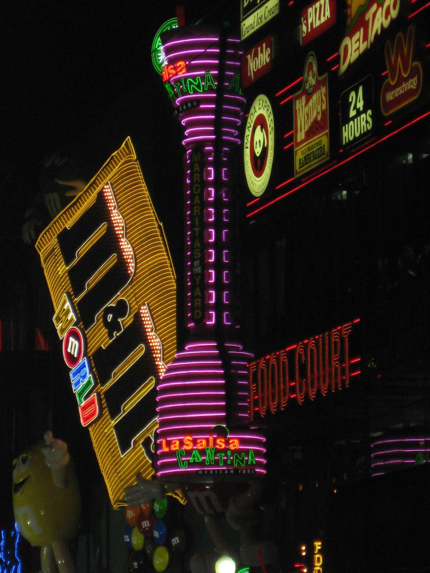 ラスベガスの夜景 !!!_e0187362_1203735.jpg
