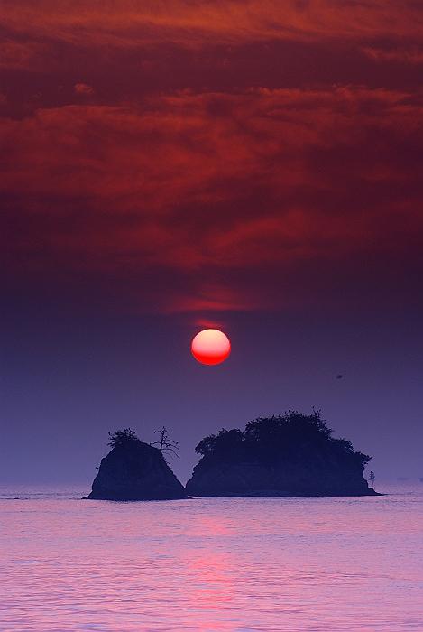 八重子島の日出_c0152379_628645.jpg