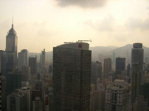 旅行記 香港AUG2009 013 (コンラッド香港 朝の写真)_f0059796_0254472.jpg