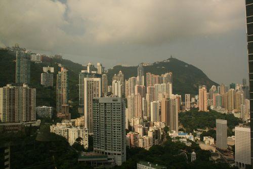 旅行記 香港AUG2009 013 (コンラッド香港 朝の写真)_f0059796_0262011.jpg