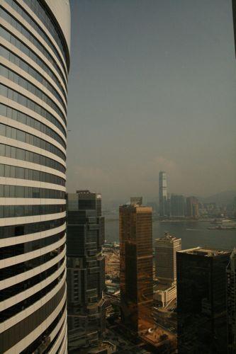 旅行記 香港AUG2009 013 (コンラッド香港 朝の写真)_f0059796_0263016.jpg
