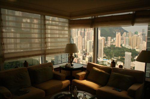 旅行記 香港AUG2009 013 (コンラッド香港 朝の写真)_f0059796_026630.jpg