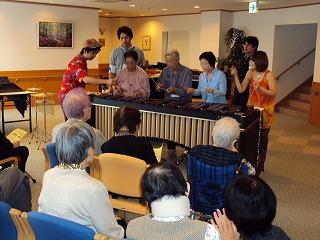 オープン4周年記念コンサート<アクティブライフ山芦屋>_c0107602_1452121.jpg