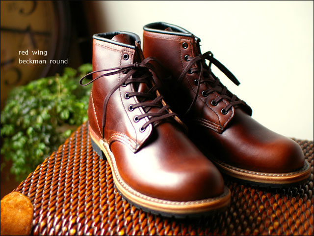 RED WING[レッドウィング] ROUNDO-TOE BECKMAN BOOTS style No.9016 _f0051306_22134480.jpg