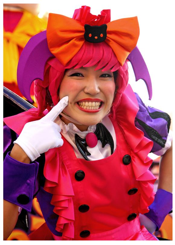 ハロウィン・キャラクターパレード_c0118543_0335562.jpg