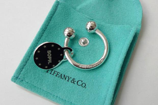 SOPH. x Tiffany & Co. 10th Anniversary Keychain_a0118453_19522342.jpg