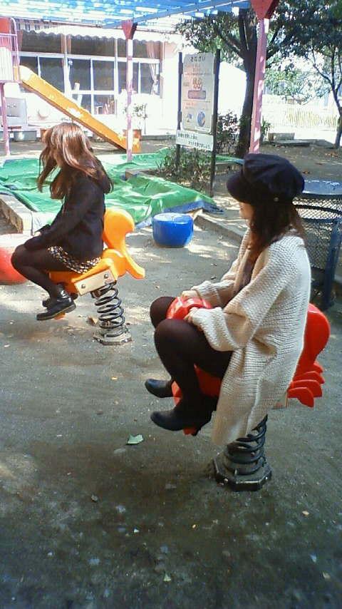 カニとリスと亜美ちゃんとあたし。_f0195703_19532241.jpg