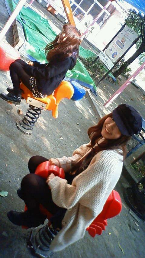 カニとリスと亜美ちゃんとあたし。_f0195703_19532281.jpg