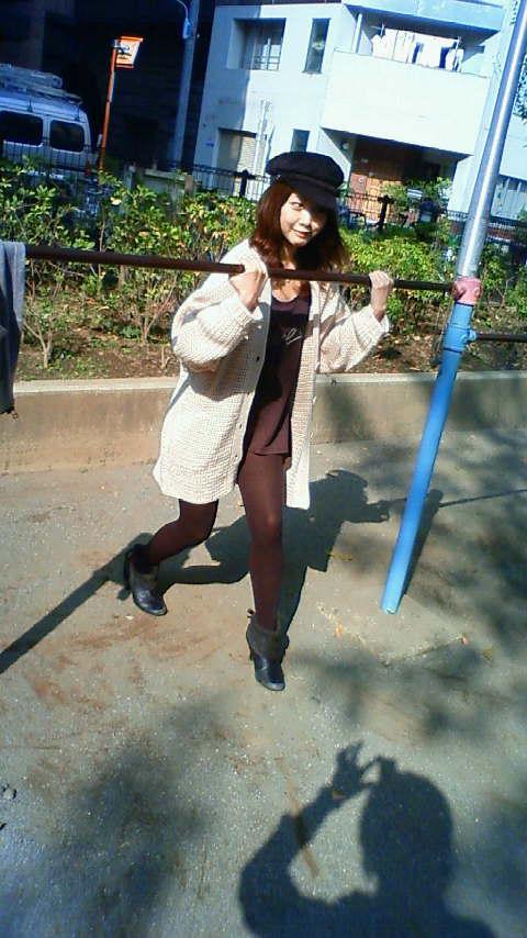 カニとリスと亜美ちゃんとあたし。_f0195703_19532286.jpg