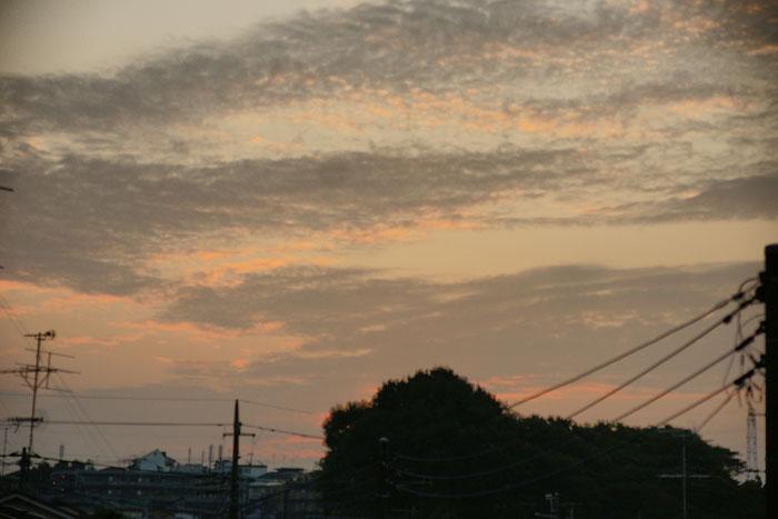 流れ雲の朝_e0077521_21472048.jpg