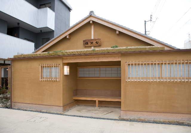 建築デザイン      平成十八年十月  観音寺 白栄堂_c0121339_16121368.jpg