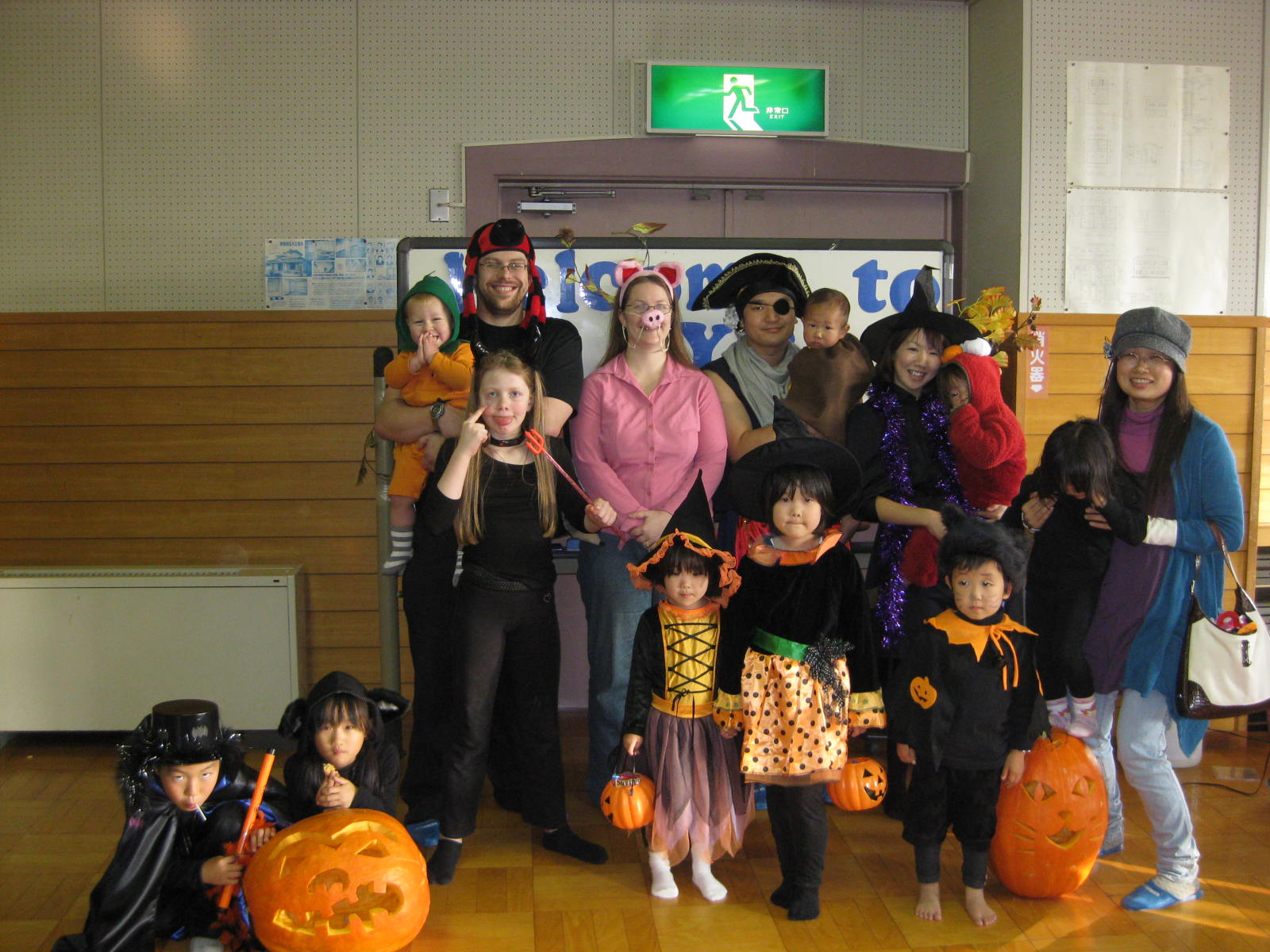 2009 Halloween -Trick or Treating-_a0130343_23421488.jpg