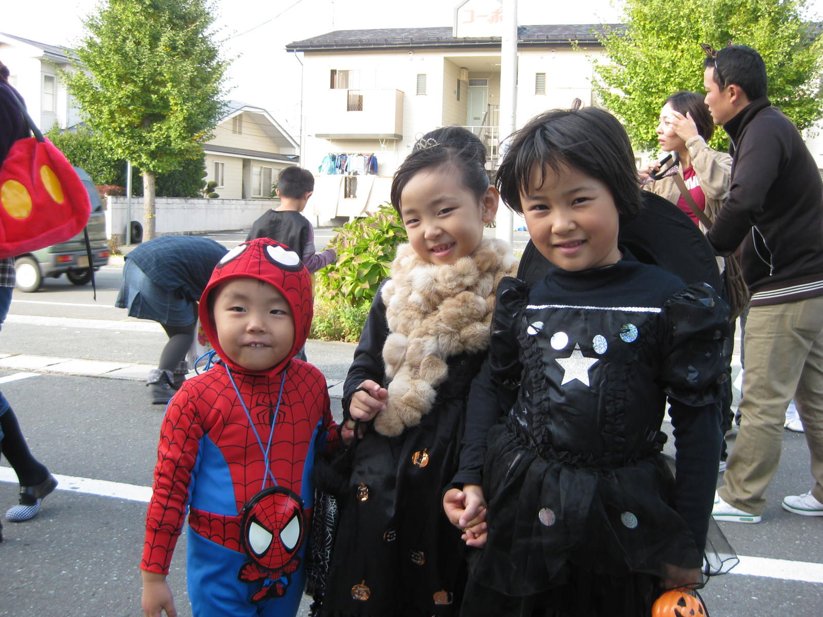 2009 Halloween -Trick or Treating-_a0130343_23432593.jpg