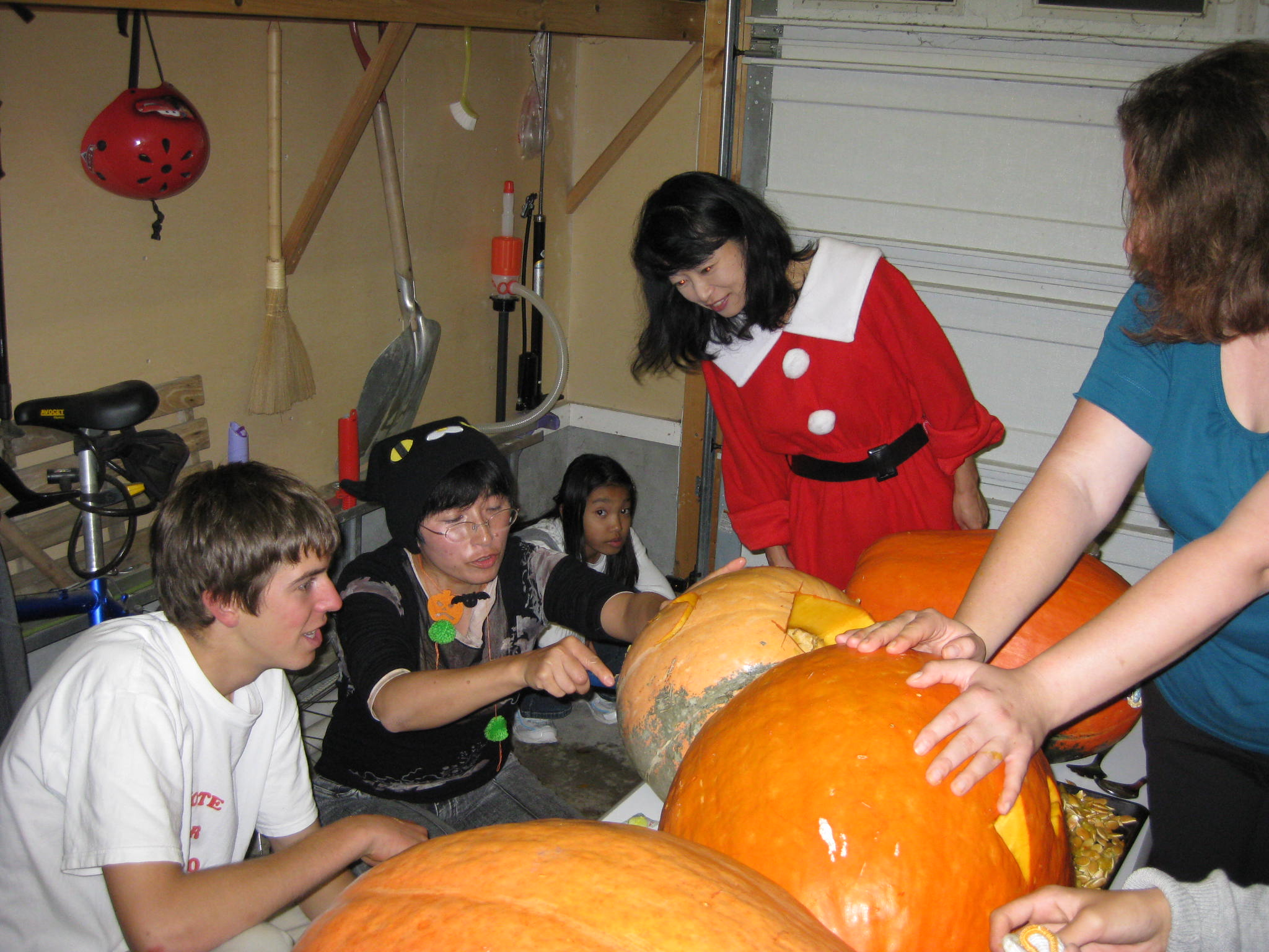 2009 Halloween -Pumpkin Curving-_a0130343_23514946.jpg