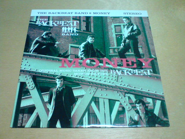 Money / The Backbeat Band_c0104445_22183559.jpg