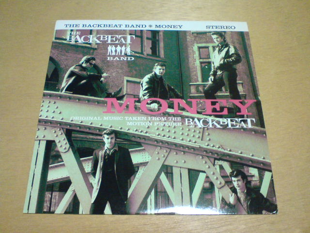 Money / The Backbeat Band_c0104445_22193951.jpg