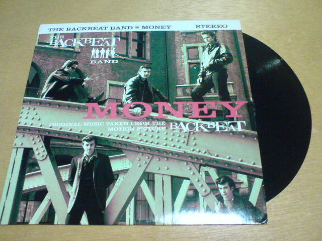 Money / The Backbeat Band_c0104445_22202598.jpg