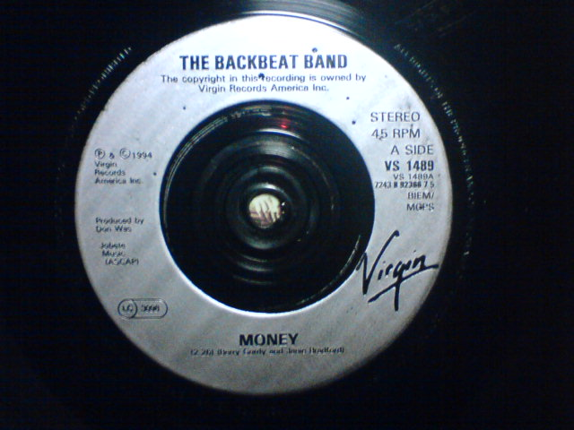 Money / The Backbeat Band_c0104445_2220426.jpg