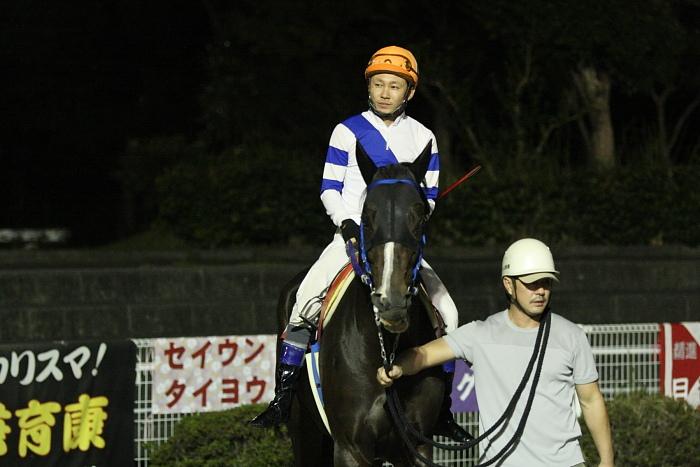 2009年10月31日(土) 高知競馬 10R コスモス特別 D1 選抜馬_a0077663_22164041.jpg