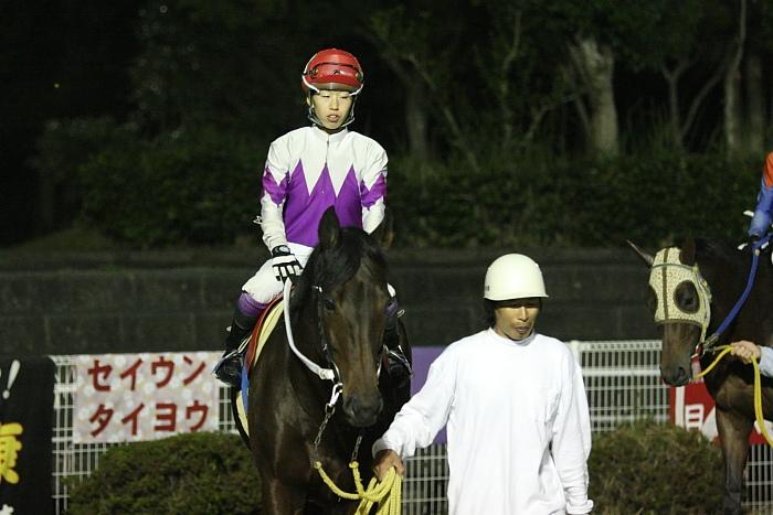 2009年10月31日(土) 高知競馬 10R コスモス特別 D1 選抜馬_a0077663_22165115.jpg