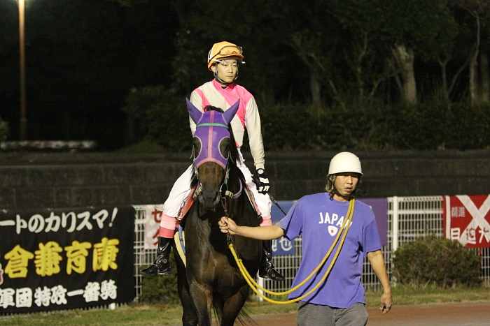 2009年10月31日(土) 高知競馬 10R コスモス特別 D1 選抜馬_a0077663_2217128.jpg