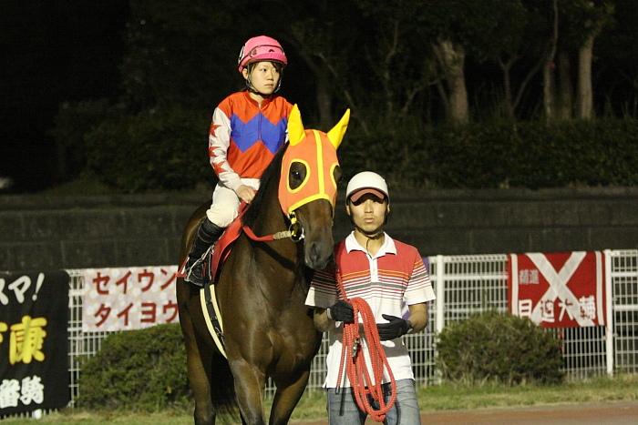 2009年10月31日(土) 高知競馬 10R コスモス特別 D1 選抜馬_a0077663_22172250.jpg